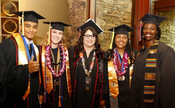 MSJC Graduates celebrate their accomplishment