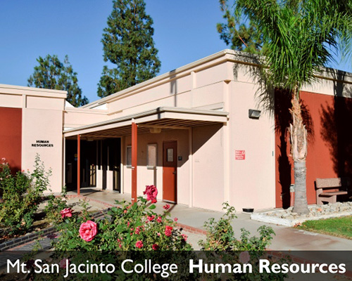MSJC Human Resources