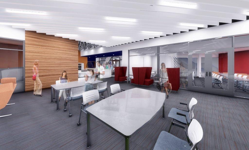 MSJC's Temecula Valley Campus Recognized for its Interior Design