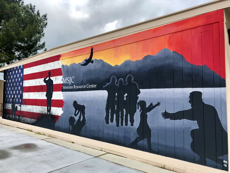 MSJC Named a Military Friendly School