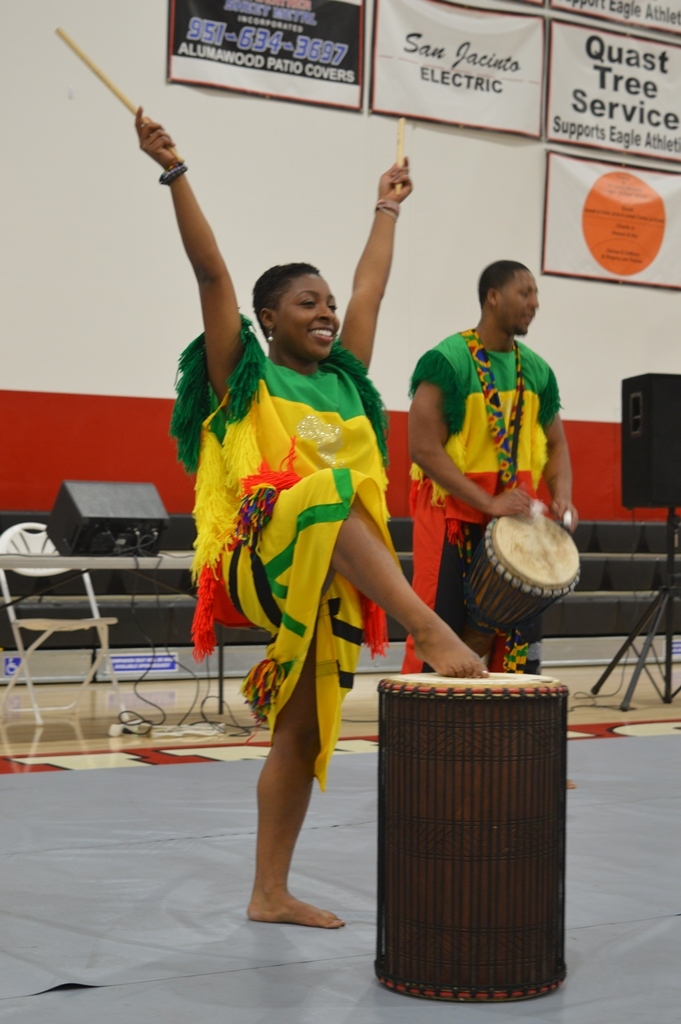 MSJC Hosted 2 Black History Month Events