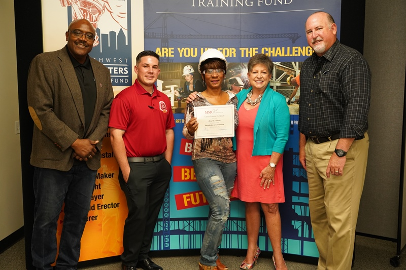 More Than 20 MSJC Students Complete Inaugural Introduction to Construction Class